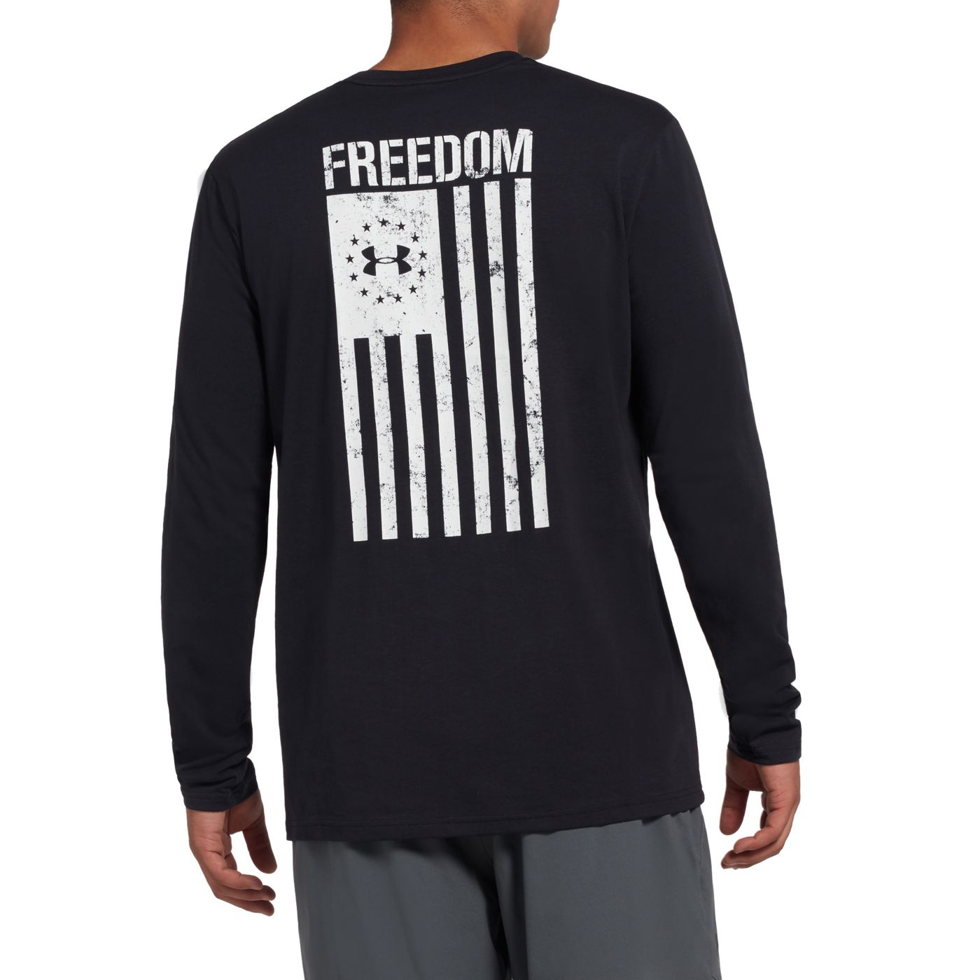 Under Armour Men's Freedom Flag Long Sleeve Shirt
