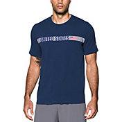 Under Armour Men's Freedom USA Chest T-Shirt