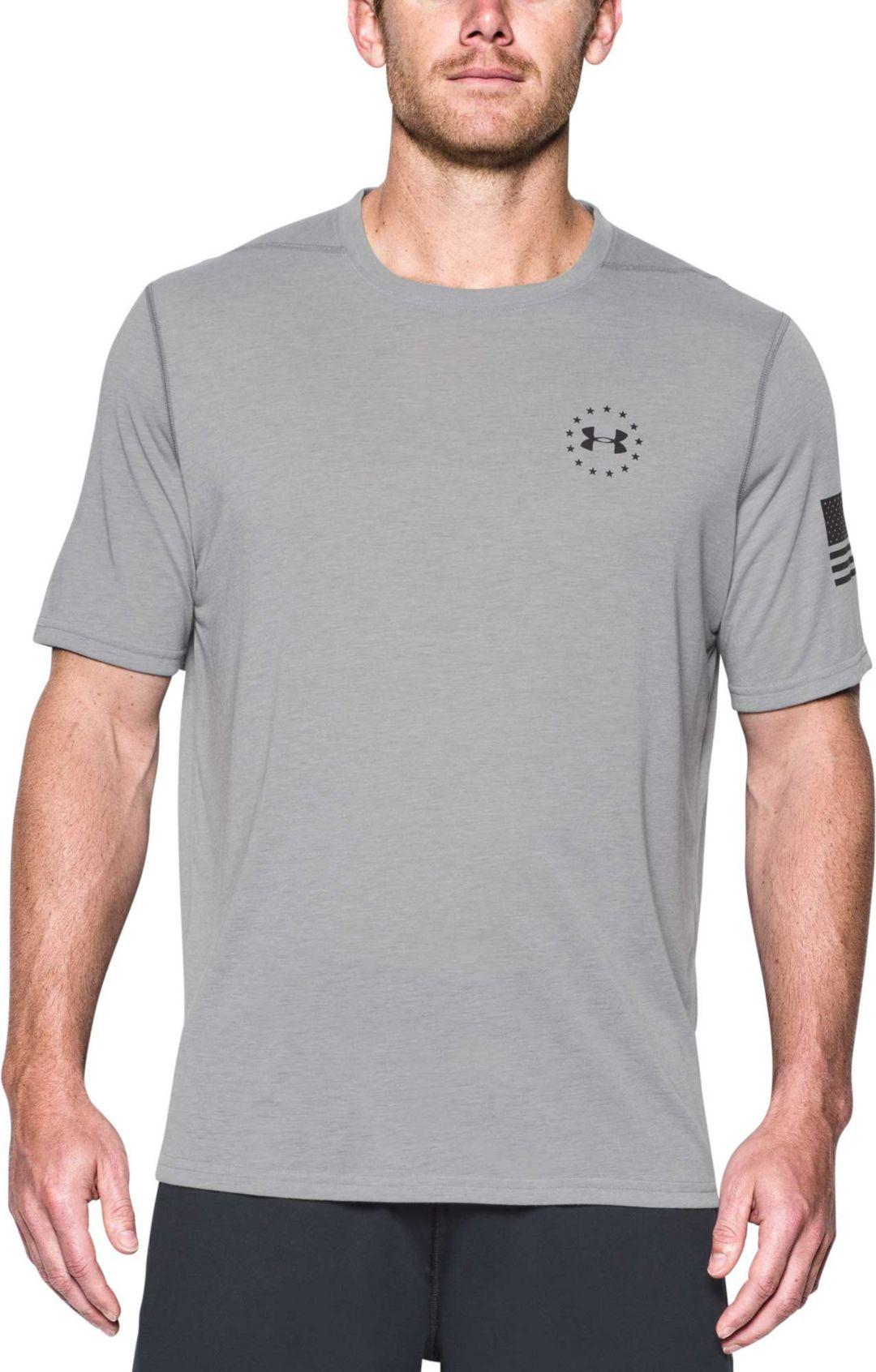 c277cdf7 Under Armour Men's Freedom Siro T-Shirt | Field & Stream