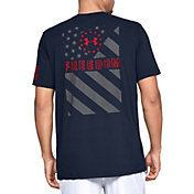 Under Armour Men's UA Freedom Express Flag T-Shirt