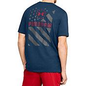 Under Armour Men's UA Freedom Express Flag T-Shirt