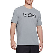 Under Armour Men's Fish Icon Short Sleeve T-Shirt