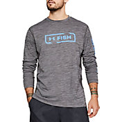 Under Armour Men's Fish Hunter Icon Long Sleeve Shirt