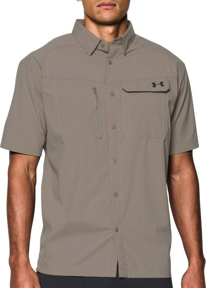 Under Armour Men's Fish Hunter Shirt