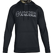 Under Armour Men's Armour Fleece Stacked Hoodie