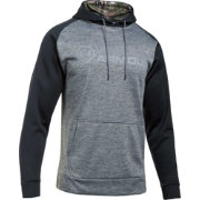 5287b871f Under Armour Men's Armour Fleece Stacked Hoodie | DICK'S Sporting Goods