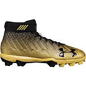 Under Armour Men's Harper Mid RM Baseball Cleats