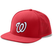 Under Armour Men's Washington Nationals Supervent Adjustable Snapback Hat