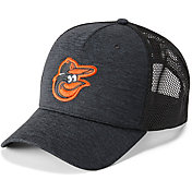 Under Armour Men's Baltimore Orioles Twist Adjustable Trucker Hat
