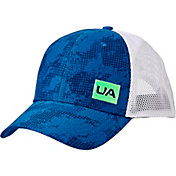 Under Armour Men's Blitzing Trucker Hat 3.0