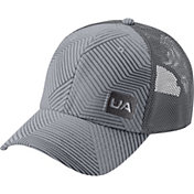 Under Armour Men's Blitzing Trucker Hat 3.0