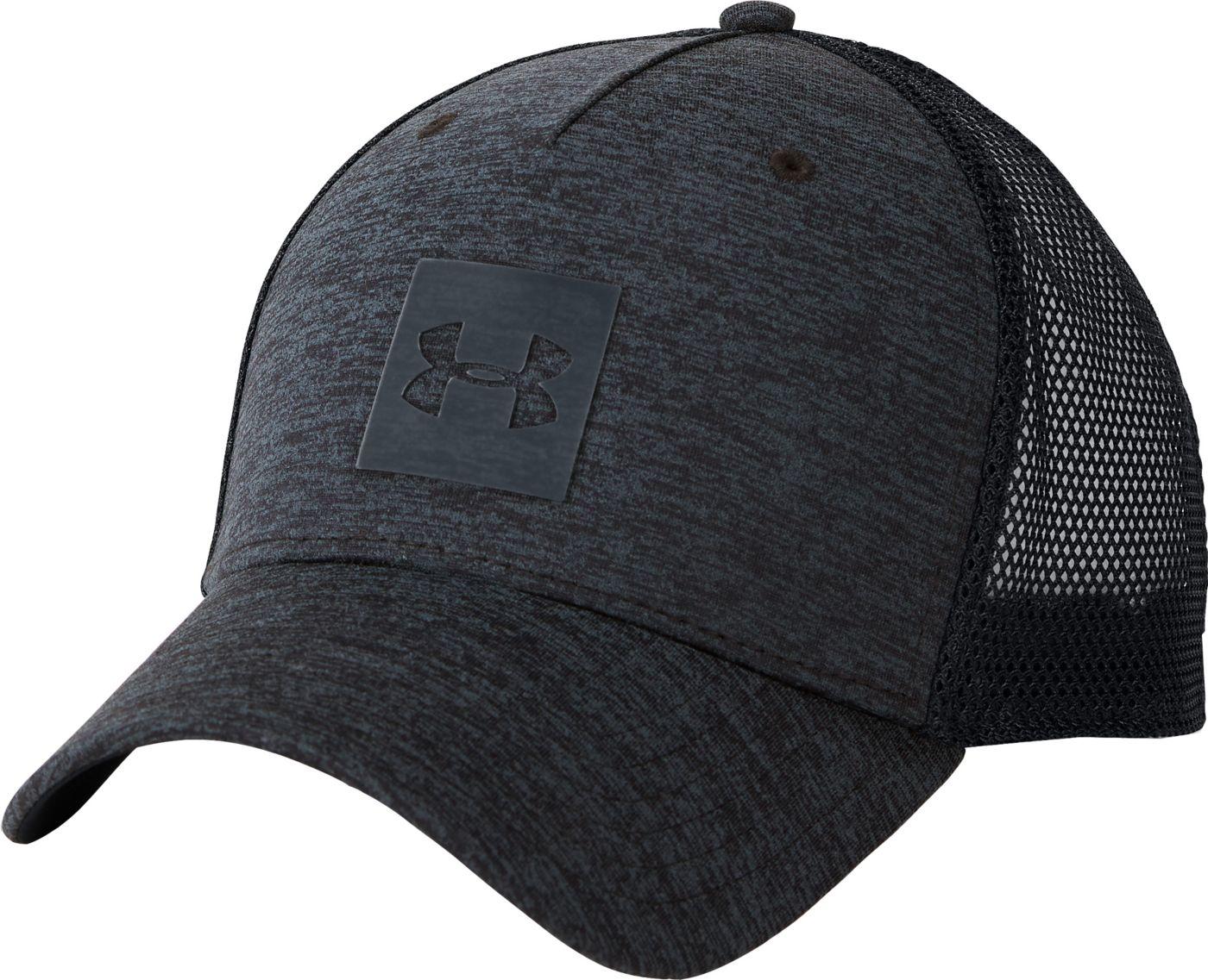 Under Armour Men's Armour Twist Trucker Hat