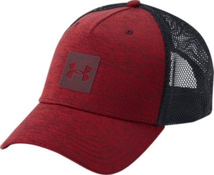 43a168511f1d1 Under Armour Men s Armour Twist Trucker Hat. noImageFound