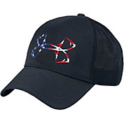 Under Armour Men's Camo Fish Hook 2.0 Hat