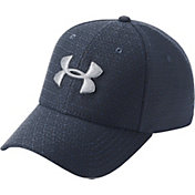 71ea100cad7 Product Image · Under Armour Men s Printed Blitzing Hat 3.0