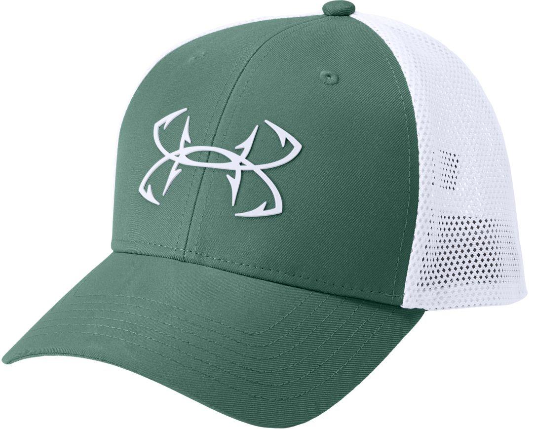 premium selection 7862a c6262 Under Armour Men s Fish Hunter Trucker Hat 1