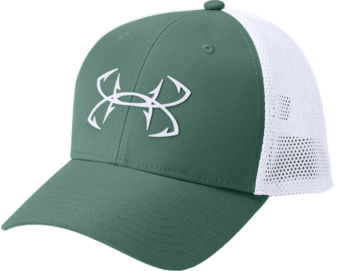 Under Armour Men's Fish Hunter Trucker Hat