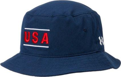 15d39c120b3 Under Armour Men s ArmourVent USA Graphic Bucket Hat. noImageFound. 1   1