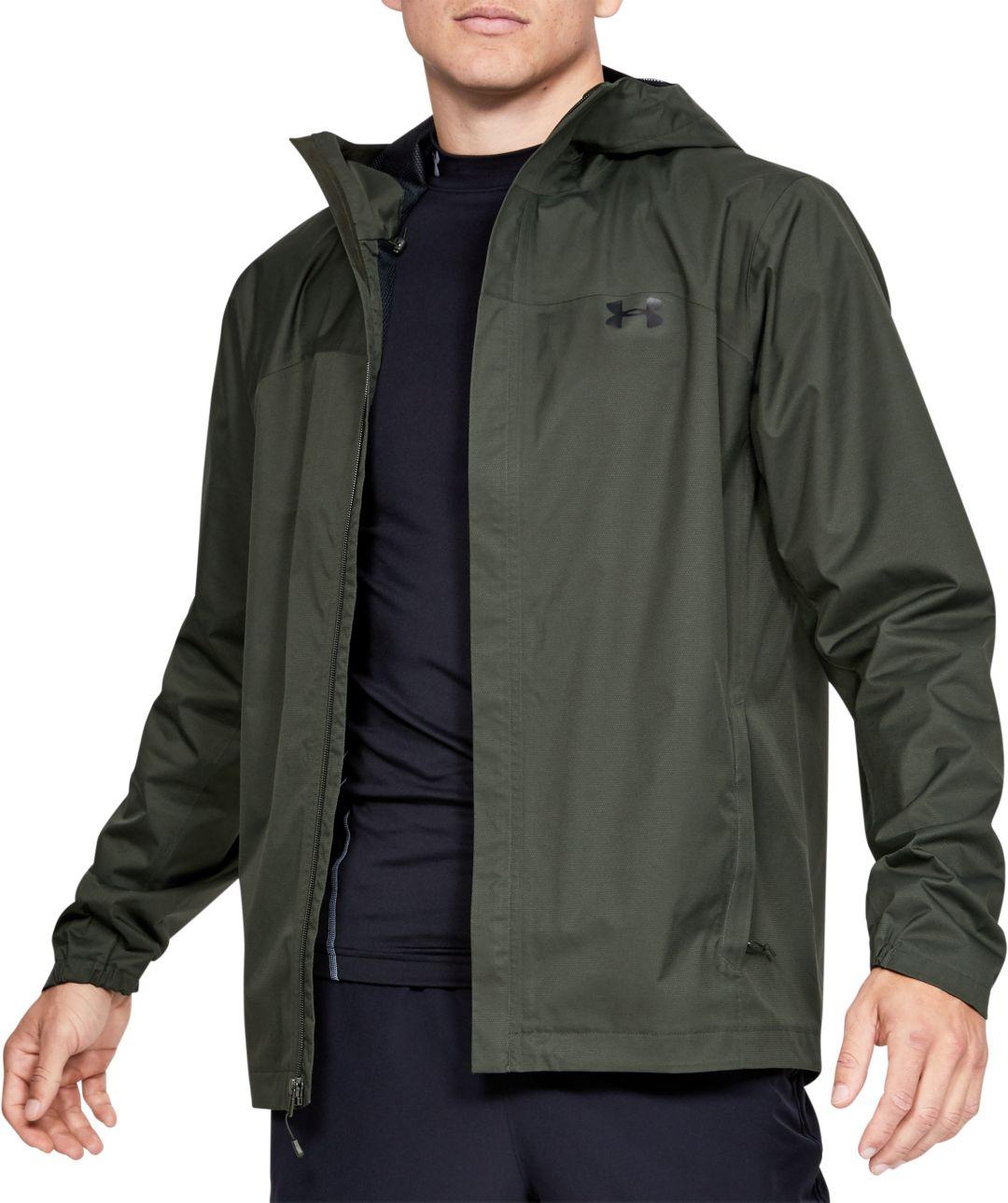 a2fd88d11 Under Armour Men's Overlook Shell Rain Jacket | DICK'S Sporting Goods