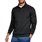 Under Armour Men's Unstoppable Knit Mockneck Long Sleeve Shirt