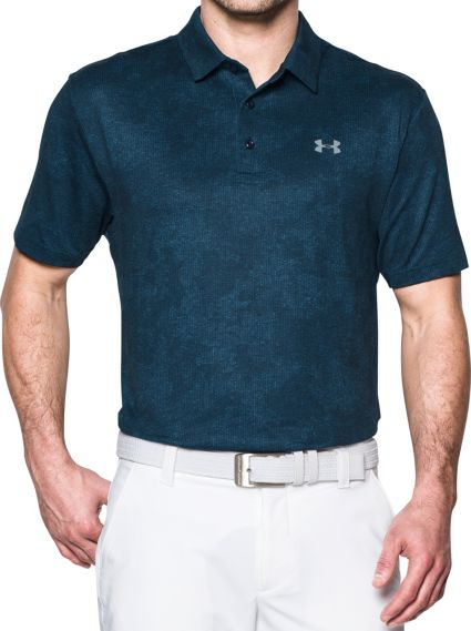 Under Armour Playoff Camo Polo