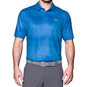 Under Armour Men's Reactor Print Golf Polo