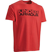 Under Armour Men's Boxed Wordmark Graphic T-Shirt