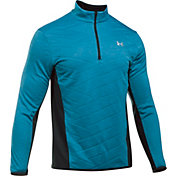 Under Armour Men's Reactor Hybrid Golf 1/2-Zip