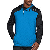 Under Armour Men's ColdGear Reactor Insulated 1/4 Zip Sweatshirt