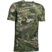 Under Armour Youth Scent Control Tech Short Sleeve Hunting Shirt