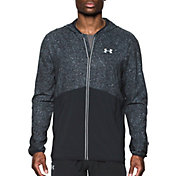 Under Armour Men's Run True Printed Jacket