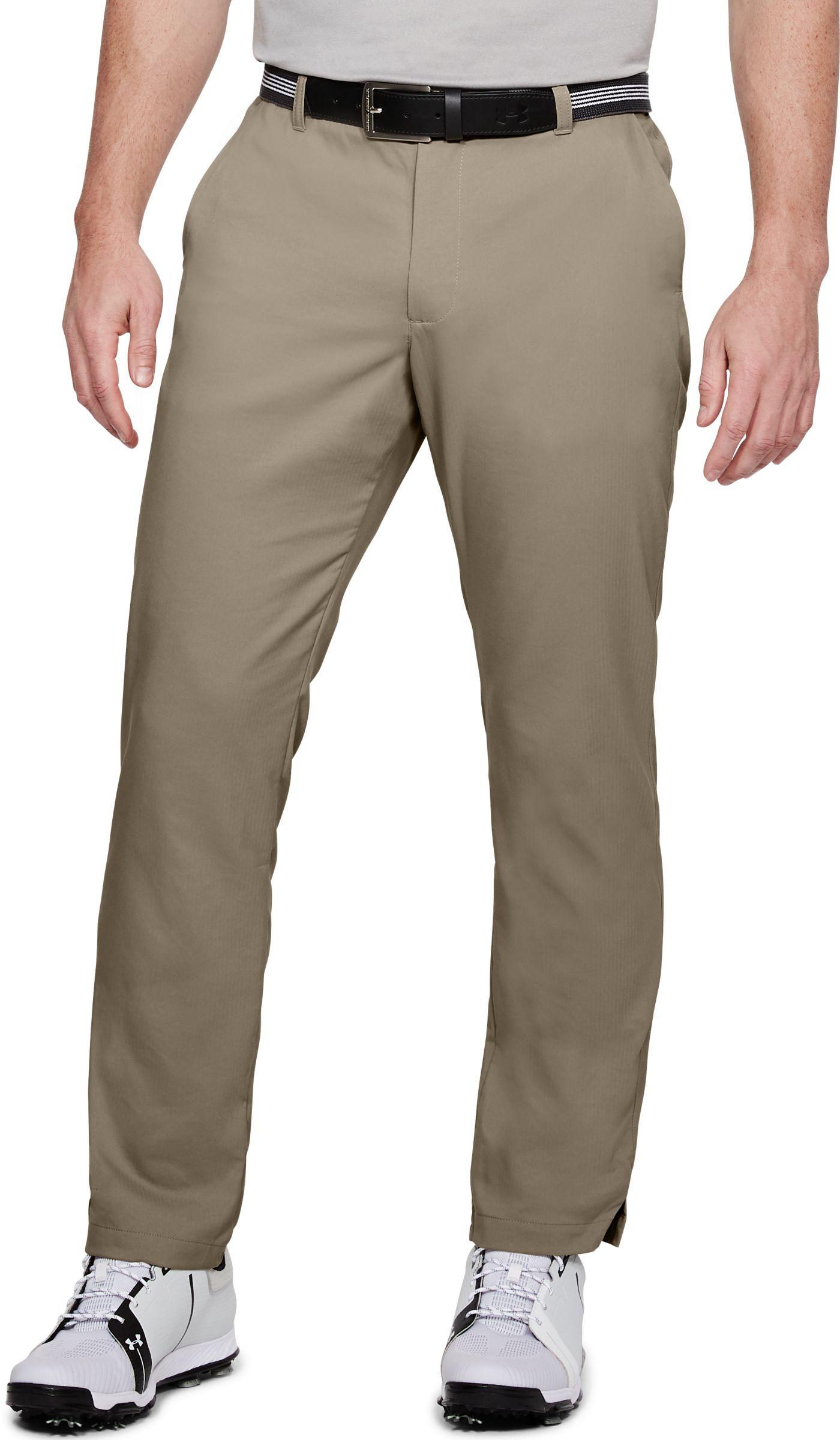 Under Armour Men's Showdown Straight Golf Pants