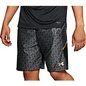 Under Armour Men's Select Printed 9'' Basketball Shorts