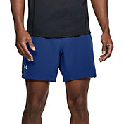 Under Armour Men's Threadborne Microthread Speedpocket Swyft 7'' Running Shorts