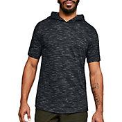 Under Armour Men's Sportstyle Core Short Sleeve Hoodie
