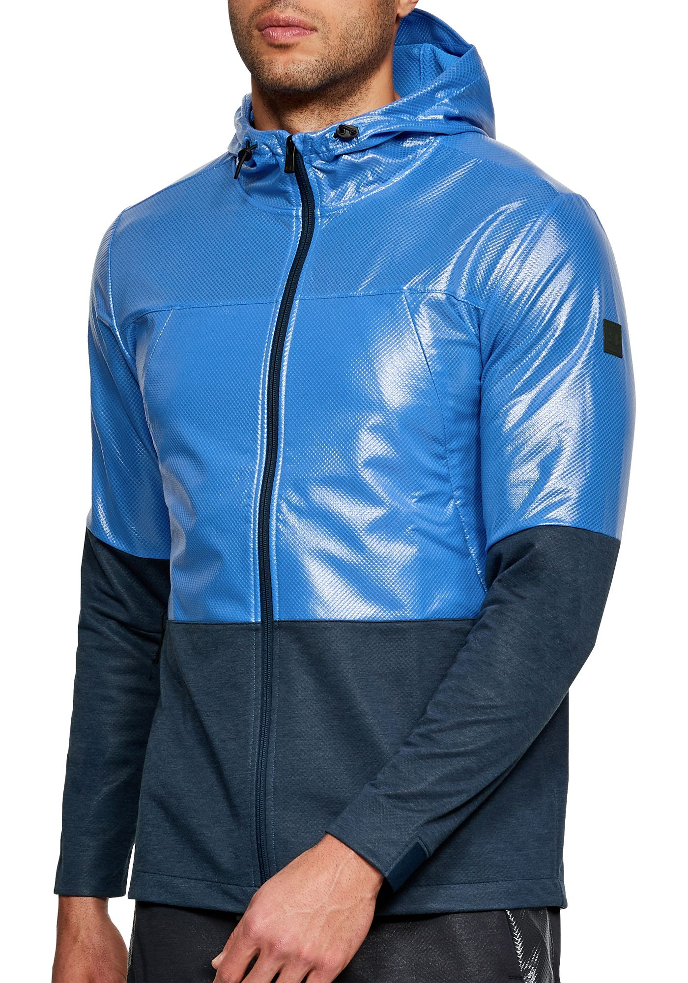 Under Armour Men's Sportstyle Elite Full-Zip Jacket