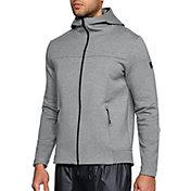 Under Armour Men's Sportstyle Elite Utility Full Zip Hoodie