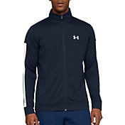 Under Armour Men's Sportstyle Pique' Full-Zip Jacket
