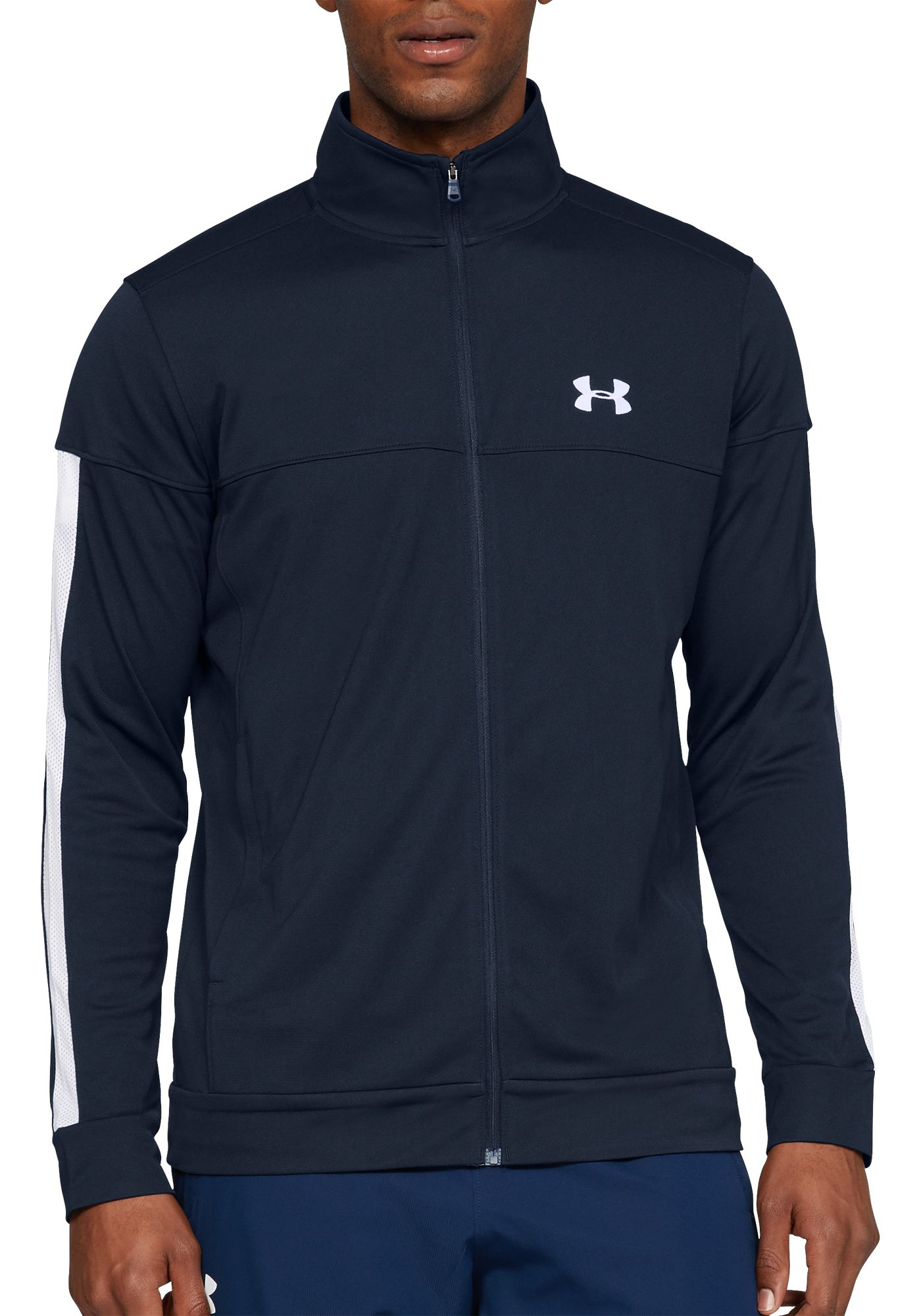 Under Armour Men's Sportstyle Pique' Full-Zip Jacket (Regular and Big & Tall)