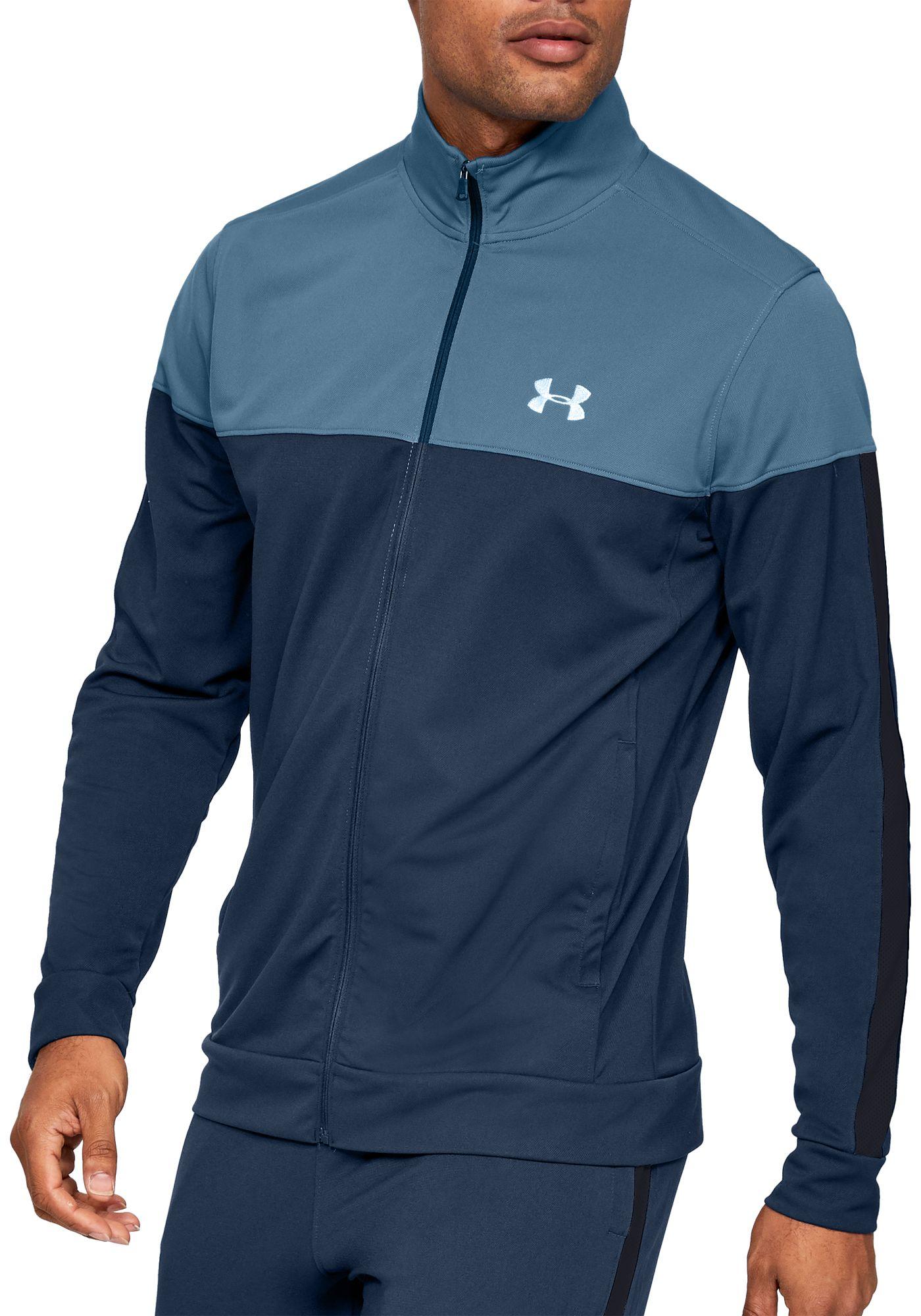 Under Armour Men's Sportstyle Pique' Full-Zip Jacket