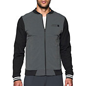 Under Armour Men's Sportstyle Woven Bomber Jacket
