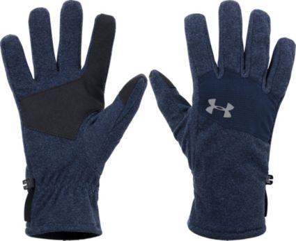 Under Armour Men s ColdGear Infrared Fleece Gloves 2.0. noImageFound 4a75336a6e09