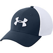 Under Armour Men's Threadborne Mesh Golf Hat