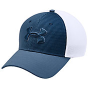buy popular 93cd7 a1e7e Product Image · Under Armour Men s Threadborne Mesh Golf Hat