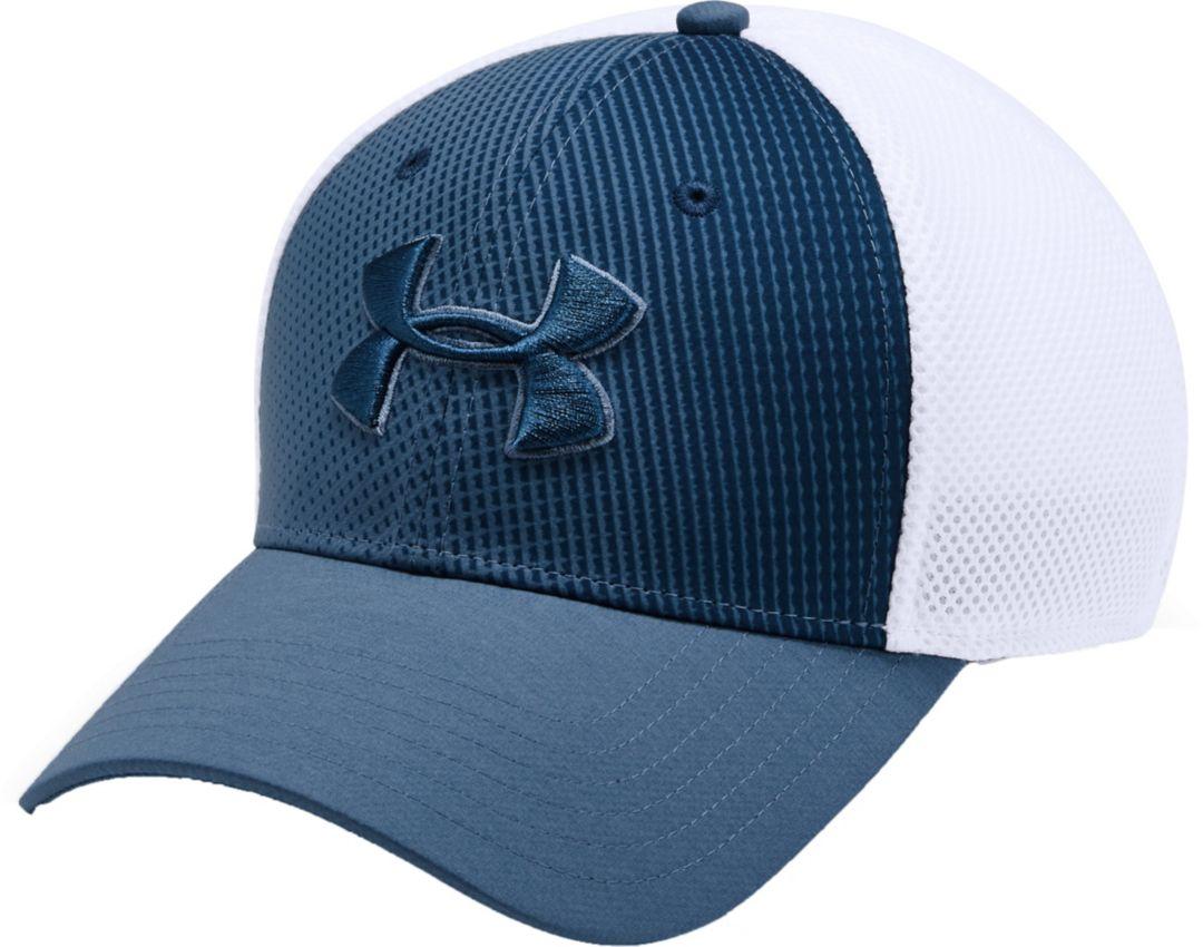 c733c369 Under Armour Men's Threadborne Mesh Golf Hat