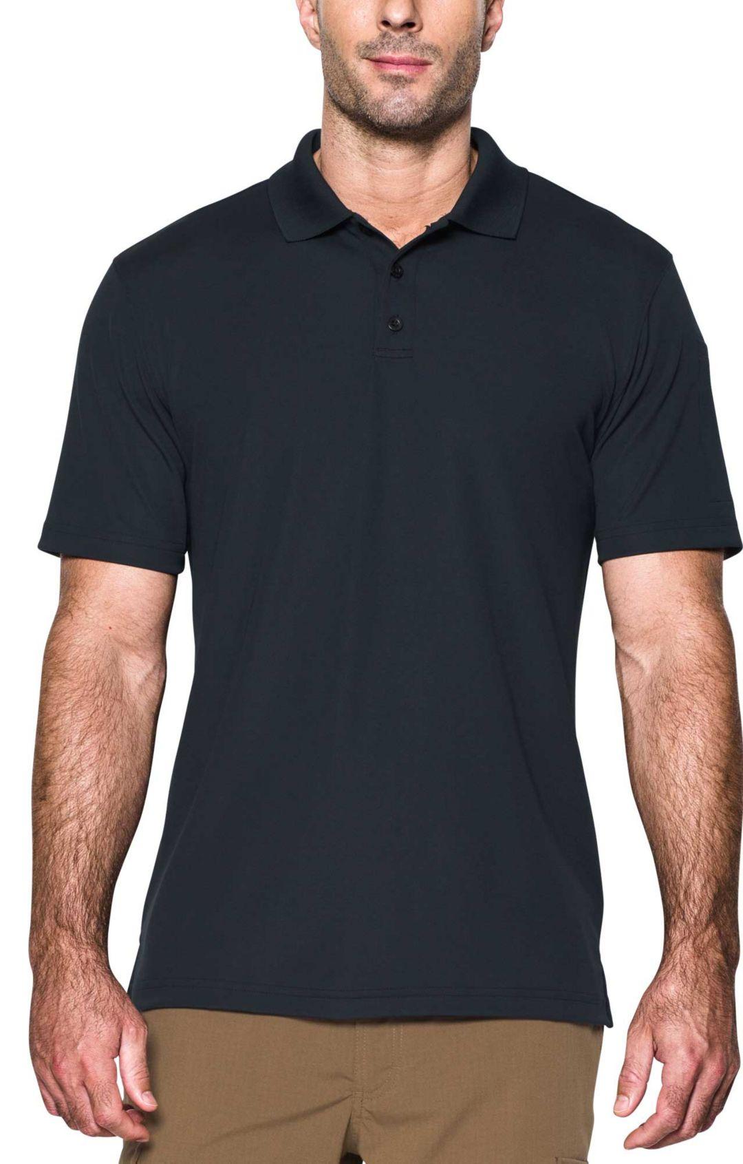 67501c512 Under Armour Men s Tactical Performance Short Sleeve Polo 1