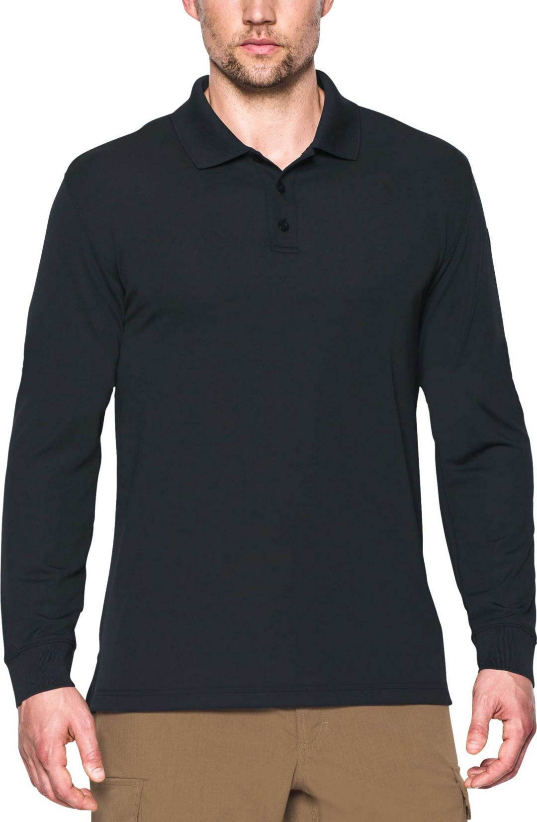 855f9b5e Under Armour Men's Tactical Performance Long Sleeve Shirt