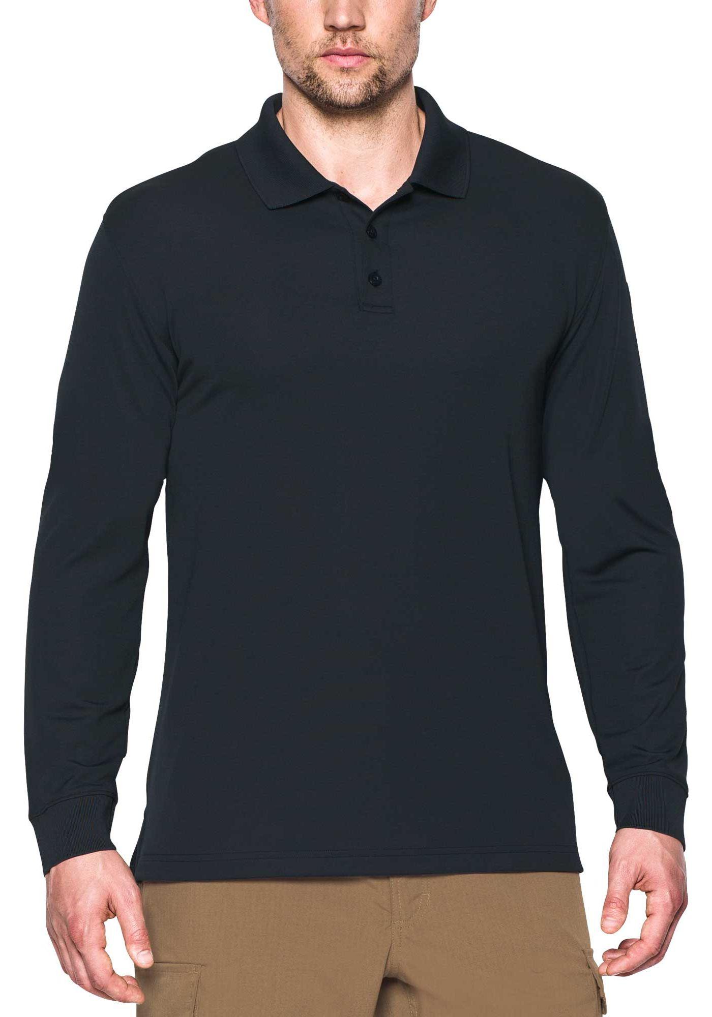 Under Armour Men's Tactical Performance Long Sleeve Shirt