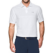 Under Armour Men's Threadborne Jacquard Golf Polo