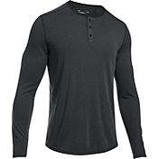 Under Armour Men's Threadborne Knit Henley Long Sleeve Shirt